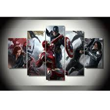 wall ideas superhero wall art superhero wall art stickers