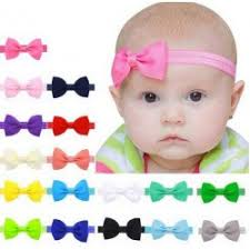 baby bow headbands headbands large flower headband with baby hair boutique