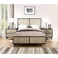 Encore MidCentury Bedroom Furniture Set Assorted Sizes Sams Club - Mid century bedroom furniture