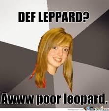 Def Meme - def leppard by smoshfan12 meme center