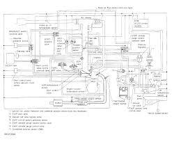 car 1998 nissan pick up wiring diagram how to install trailer