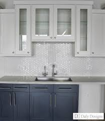 kitchen sink with backsplash options for a kitchen design with no window the sink