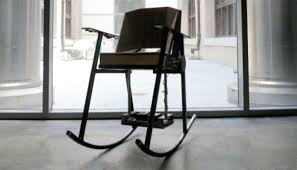 Rocking Chair Ghost The Volta Rocking Chair Charges Your Phone With Energy Generating