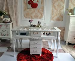 manicure table nail table with vacuum manicure table nail table