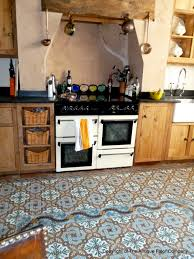 irish kitchen designs country charm in this irish cottage kitchen the antique floor