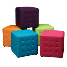 Cube Ottoman Furniture Storage Ottoman Cube Ideas That Will Bring A Statement