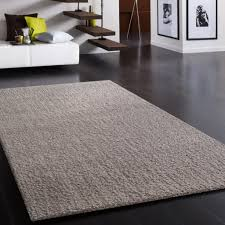 Silver Shag Rug Design Your House With Contemporary Plush Rugs