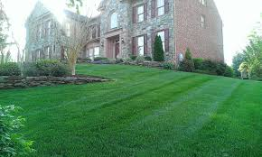 Lawn Landscape by Residential Lawn Care U0026 Turf Care Northern Virginia Your