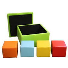 square extra seating ottoman wayfair