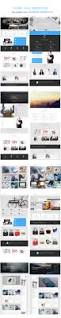 the dream multipurpose responsive html5 template by craftdzine