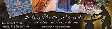 custom ornamental iron works inc building character for your home