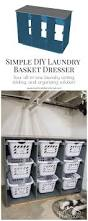 Container Store Laundry Hamper by Best 25 Laundry Basket Organization Ideas On Pinterest Rustic