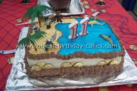 coolest pirate birthday cakes and how to tips
