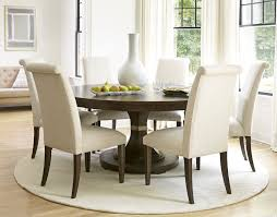 Dining Room Round Table Design Chic Things We Love Round Dining - Shabby chic dining room set