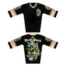 design jersey motocross my nemesis motocross jersey u2013 five finger death punch