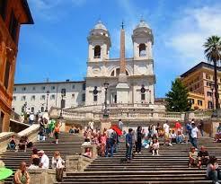 spanische treppe in rom die spanische treppe in rom ein treffpunkt für touristen und
