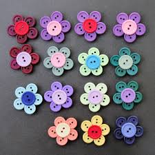 button flowers are these button flower magnets from etsy store