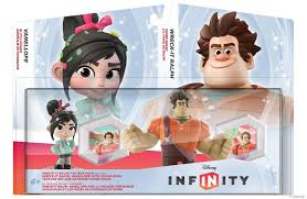 disney infinity toy box pack wreck ralph toys