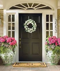 How To Decorate A Pot At Home 27 Flowerpots That Will Brighten Up Your Front Porch Page 12 Of