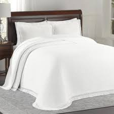 King Size White Coverlet Buy Queen Bedspreads From Bed Bath U0026 Beyond