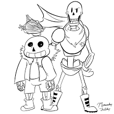 undertale coloring pages just colorings