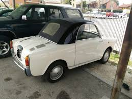 autobianchi 1960 autobianchi bianchina transformabile coys of kensington