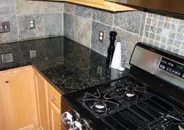 Kitchen Granite by Volga Blue Granite