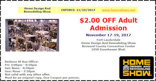 home design and remodeling show home design and remodeling show discount and exhibitor coupons