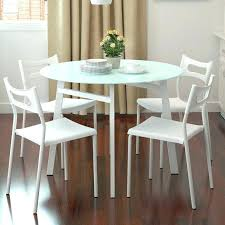 small glass kitchen table glass round dining table for 6 kitchen dining tables oak root leg