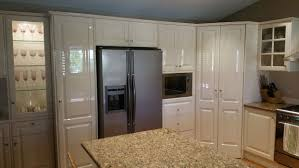 completed kitchen renovations