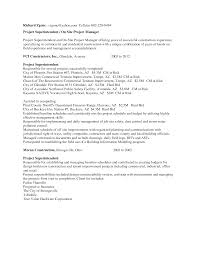 construction superintendent resume exles and sles beautiful superintendent resumes sles images entry level resume