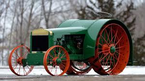 vintage lamborghini tractor vintage tractors popular at mecum u0027s gone farmin u0027 sale