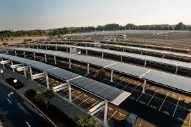 solar panel parking lot lights sepco solar lighting blog sepco