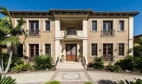 modern mediterranean house 18 harmonious modern mediterranean house house plans 72046