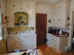 not just kitchen ideas early 1900 s kitchen before by not just kitchens remodeling via