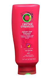 best drugstore shoo for color treated hair no 9 herbal essences color me happy conditioner for color