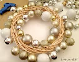 Gold Home Decor Accessories Cute Image Of Accessories For Christmas Decoration Using Round