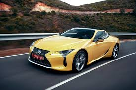 lexus lc 500 south africa the new lexus lc a dynamic luxury coupe auto report