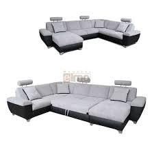 canapé d angle noir et blanc pas cher canapé d angle canapé convertible 2 places pas cher promo promotions