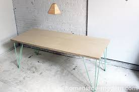 Plywood Coffee Table Modern Ep41 The Easy Diy Table