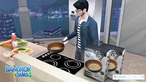 cuisine sims 3 แจ มนะ cc mods เสร ม the sims 3 the sims 4