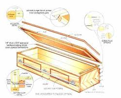 casket dimensions coffin dimensions diagram the veneer plywood casket option