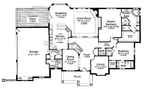house plans with in suite master suite floor plans two master bedrooms hwbdo59035