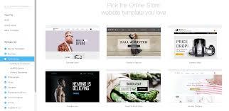 2017 wix ecommerce platform reviews