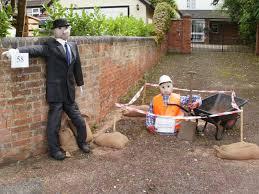 elford scarecrow festival 2016 birmingham by tony collins