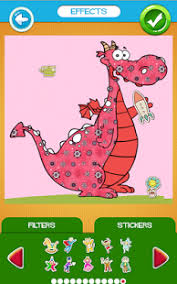 dragon coloring book android apps google play