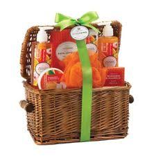 Relaxation Gift Basket Gift Baskets Ebay