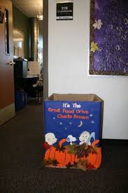 dr suess food drive box had an awesome time doing this