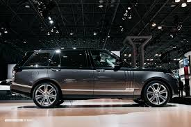 champagne range rover the svautobiography is the craziest two toniest range rover ever