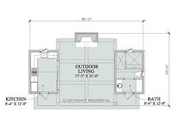 house plans with outdoor living space small house plans with outdoor kitchen homes zone